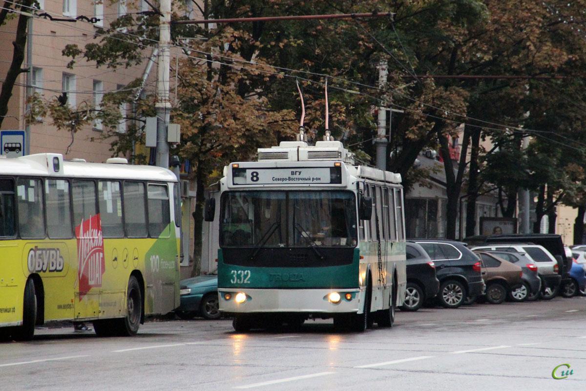 Воронеж. ЗиУ-682Г-016.04 (ЗиУ-682Г0М) №332