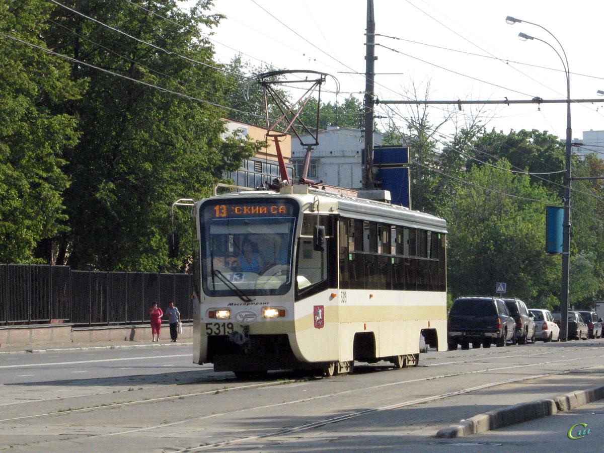 Москва. 71-619А (КТМ-19А) №5319