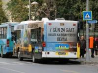 Стамбул. Mercedes O530 Citaro 34 TN 2330