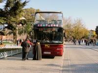 Стамбул. Güleryüz Cobra DD 34 JB 6676