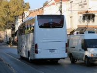 Стамбул. Mercedes O580 Travego 34 RCK 53