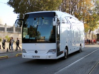 Стамбул. Mercedes O580 Travego 34 ER 1210