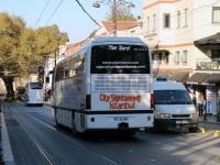 Стамбул. Mercedes O403SHD 34 JN 2804