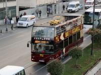 Стамбул. Güleryüz Cobra DD 34 HM 7189