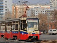 Москва. 71-619А (КТМ-19А) №2124