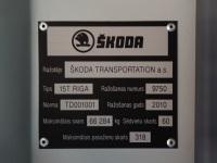 Рига. Škoda 15T №57082