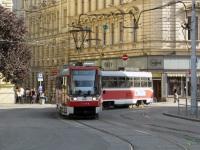 Брно. Tatra T3R №1661