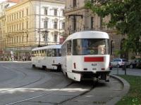 Брно. Tatra T3 №1609, Tatra T3 №1621