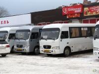 Таганрог. Hyundai County LWB ам736, Hyundai County LWB ам719