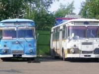 Комсомольск-на-Амуре. ЛиАЗ-677М к831км, ЛиАЗ-677М к834мм