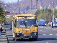 Комсомольск-на-Амуре. ЛиАЗ-677М к598км