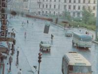 Тверь. Автобусы ЛАЗ-695 и ЗИС (ЛиАЗ)-158