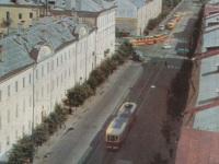 Тверь. Составы КТМ-1+КТП-1 и Tatra T3