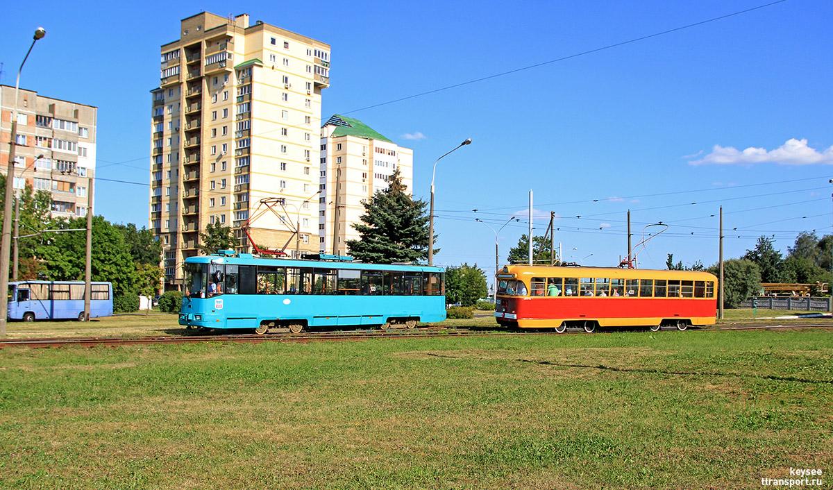 Минск. АКСМ-60102 №103, РВЗ-6М2 №420