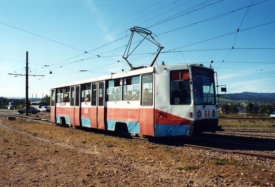 Улан-Удэ. 71-608К (КТМ-8) №66
