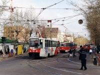 Улан-Удэ. 71-608К (КТМ-8) №58, 71-605 (КТМ-5) №01