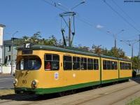 Минск. Трамвай DWM GT8M № 180