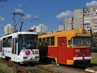 АКСМ-60102 №105, РВЗ-6М2 №420