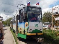 Пятигорск. Tatra KT4SU №122