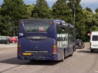 Выборг. Scania OmniLink ак763