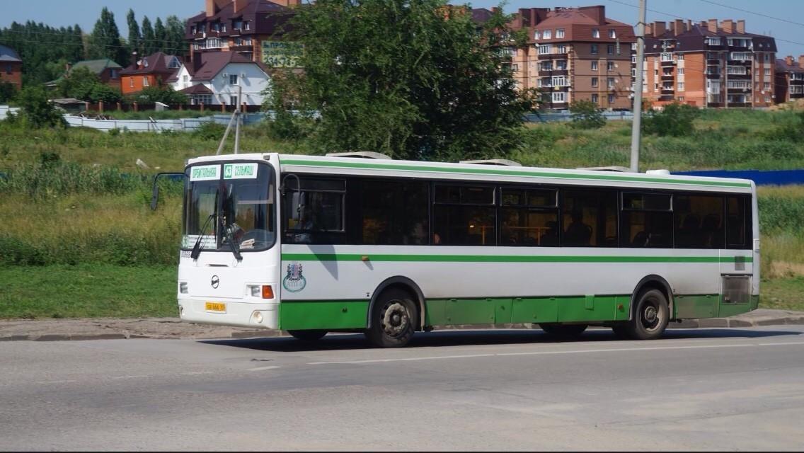 Ростов-на-Дону. ЛиАЗ-5256.53 св666