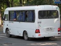 Ростов-на-Дону. Hyundai County SWB х226рм