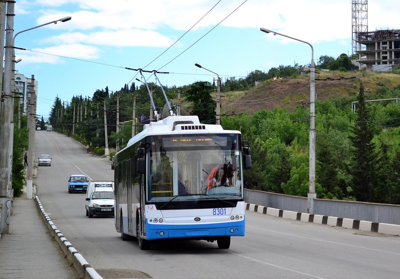 Крым. Богдан Т70110 №8301