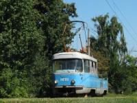 Харьков. Tatra T3 (двухдверная) №МГП-1