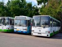 Ростов-на-Дону. Scania CN113CLB ка410, ЛиАЗ-5256 е872ст, ЛиАЗ-5256 т617ст