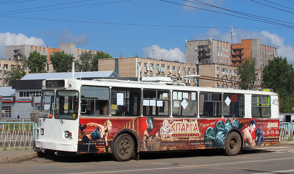Братск. ВМЗ-100 №49