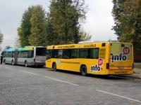 Вильнюс. Volvo 7700A BOU 840, Volvo 7700 BEM 177
