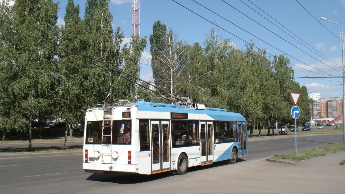 Пенза. АКСМ-321 №1021
