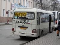 Ростов-на-Дону. Hyundai County Deluxe ка438