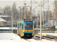 Tatra KT3 №407