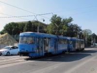 Прага. Tatra T3 №8468, Tatra T3 №8469