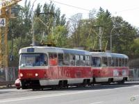 Прага. Tatra T3SUCS №7198