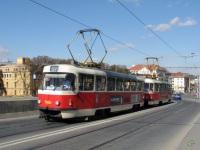Прага. Tatra T3SUCS №7050