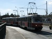 Прага. Tatra T3SUCS №7110, Tatra T3SUCS №7111