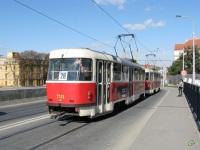 Прага. Tatra T3SUCS №7111