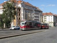 Прага. Tatra T3R.PLF №8273