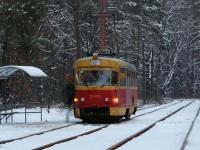 Tatra T3SU №5989