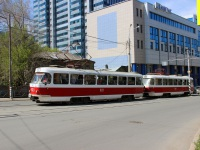 Самара. Tatra T3 (двухдверная) №923, Tatra T3 (двухдверная) №924