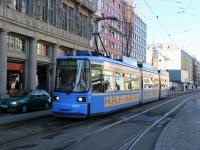 Мюнхен. Adtranz R2.2 №2151