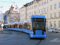 Мюнхен. Stadler Variobahn №2304