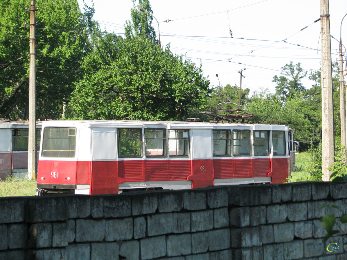 Мариуполь. 71-605 (КТМ-5) №961