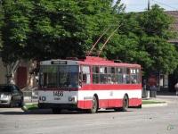 Мариуполь. Škoda 14Tr89/6 №1456