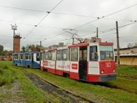 Хабаровск. 71-605 (КТМ-5) №362, 71-608К (КТМ-8) №310