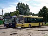 Выборг. Scania OmniLink ак758, Scania OmniLink в985ув