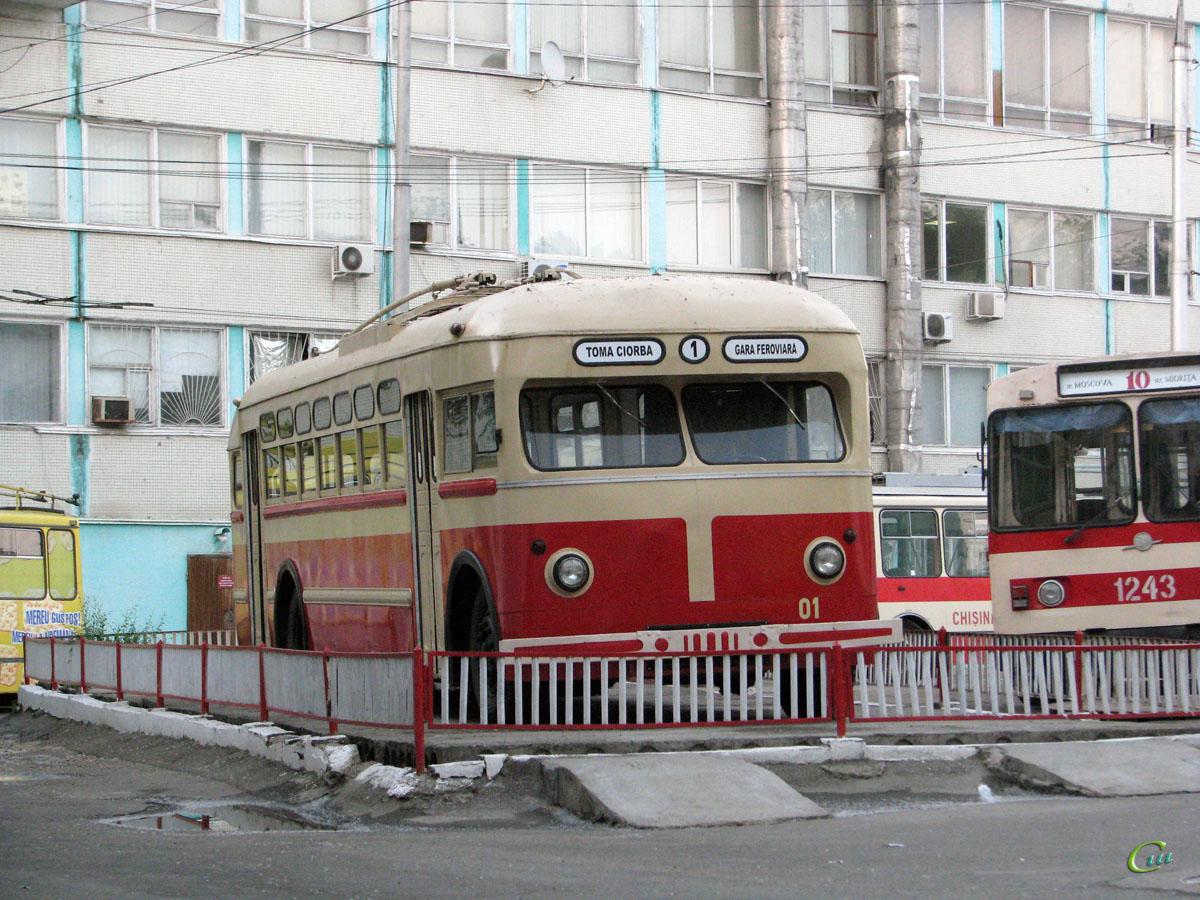 Кишинев. МТБ-82Д №01