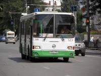 Ростов-на-Дону. ЛиАЗ-5256.45 о744ру